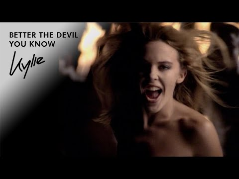 Kylie Minogue - Better The Devil You Know - Official Video