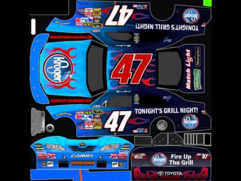 Just More 2010 NASCAR Templates