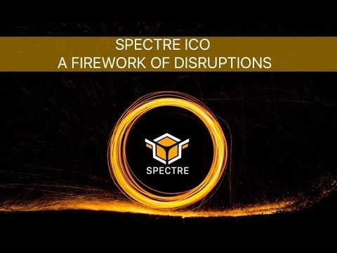 Spectre ai Broker Less Trading Platform ICO 1000x