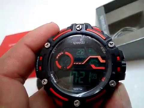 7e8c71a134a Relógio Masculino Speedo 65082G0EVNP3 Digital Esportivo - YouTube