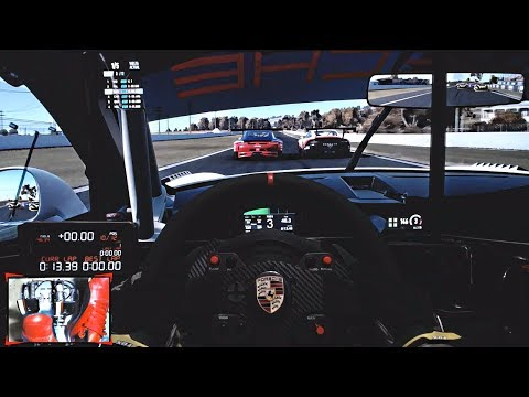 PROJECT CARS 2 ONLINE Mount panorama