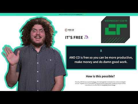 Fiverr acquires And Co | Crunch Report