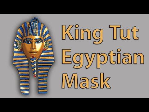 King Tut Egyptian Mask - Project #98