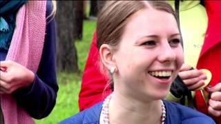 Уроки игры на караталах в Радогории  Май, 2016 г