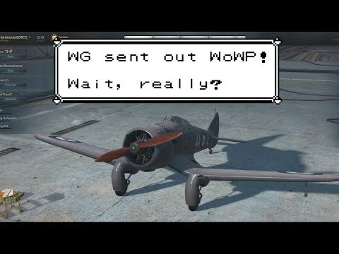 """World of Warplanes 2.0 // """"Now with 68% more fun!"""""""