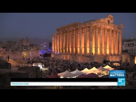 Lebanon: Despite the war raging in Syria, the Baalbeck music festival celebrates its 60th birthday