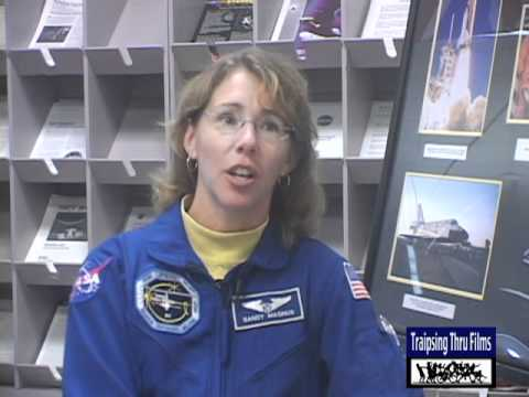 Astronaut Sandy Magnus NASA