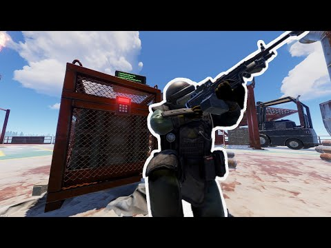 RUST - TAKING OVER THE OIL RIG thumbnail