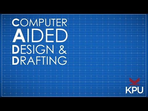 Drafting & CADD Technologies at KPU