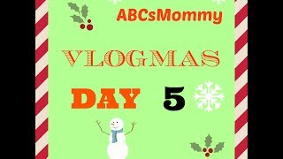 Vlogmas Day 5. Keepin It Real. Hamburger Soup/stew. Cornbread. Basement Storage Room.- Abcsmommy