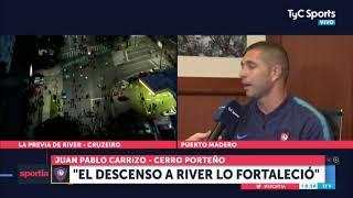 Juan Pablo Carrizo: