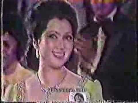 Miss Universe 1973- Celebrity Judges