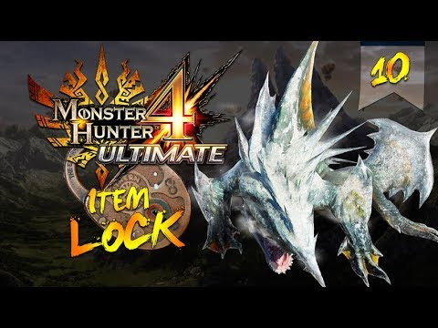 Monster Hunter 4 Ultimate [Itemlock] - 10 - Encontramos al Megalodon [Español]