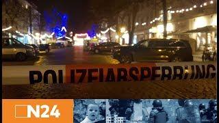 Bei Weihnachtsmarkt in Potsdam: Bombenanschlag in letzter Sekunde vereitelt