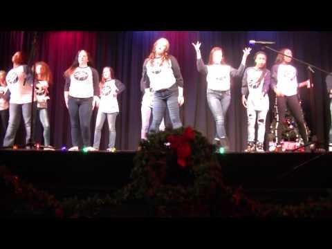 Show Troupe   In school Show   B   Dec 2016