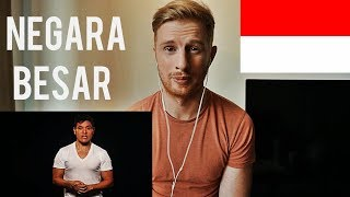Geography Now! Indonesia (NEGARA BESAR/GREAT COUNTRY!!) // REACTION