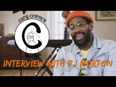 Interview with PJ Morton