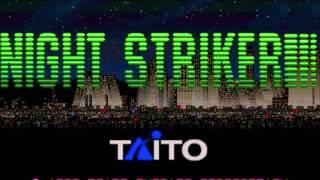 Night Striker- Burning Road (N163)