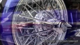 Texan Wire Wheels & Paul Wall presents Snoop Doog's Slab Transformation