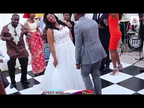 Afro beat Gyration  in UK - Wilson Nwane ..... @ Uche's wedding