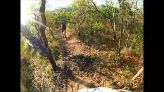 Pista de Downhill no Morro do Cristo em Senador Canedo Gopro