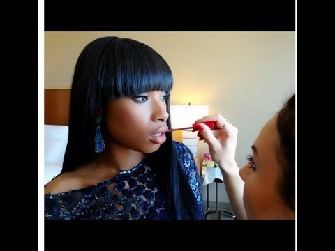 Jennifer Hudson Makeup Tutorial by her Personal Makeup Artist