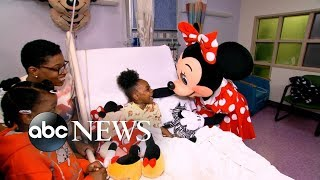 8-year-old 'medical miracle' surprised with trip to Disney World