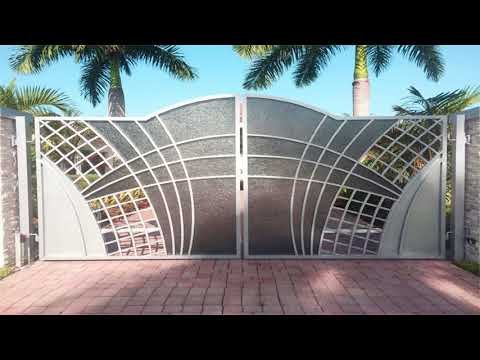 51 Best Stainless Steel Gates Images and Designs in 2019 - SS Main Gate