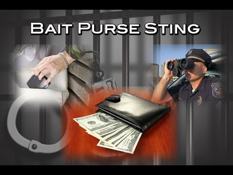 "What are ""Bait Purse Stings"" in Las Vegas casinos? Nevada theft laws."