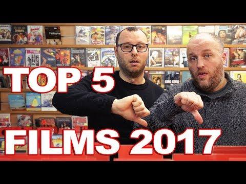 TOP 5 DES MEILLEURS FILMS 2017 (+ TOP SERIE)