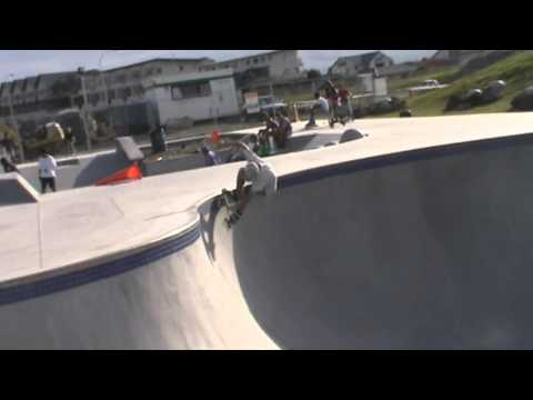 Pedro Barros at Barry Curtis Skatepark
