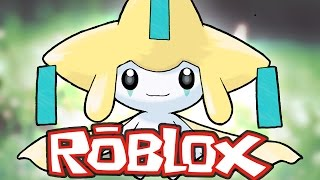 NEW EMBLEM and JIRACHI hunt! #13-Danish Roblox: Pokémon Brick Bronze