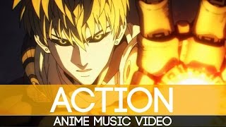 Crazyx & D-Rage - Hero's Awakening || One Punch Man AMV