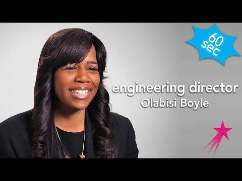 Chrysler Automotive Engineer | Olabisi Boyle | 60 Seconds