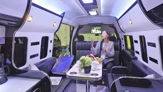 화려한 주말 파티용 캠핑카 - Grace premium - Japan Camping Car Show 10 thumbnail