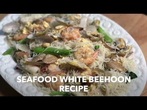 Seafood White Beehoon Recipe