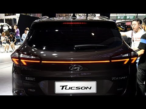 2019 HYUNDAI TUCSON - EXTERIOR AND INTERIOR - AWESOME SUV