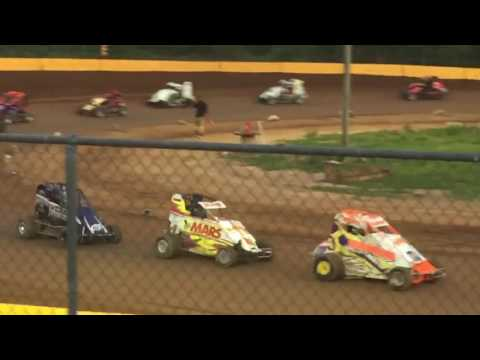 Rookie 600s - Hamlin Speedway Summer Sizzler - Day 1 feature