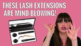 These Lash Extensions Are Mind-Blowing (LASHIFY)