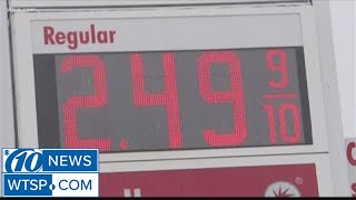 What's behind the sudden jump in gas prices?