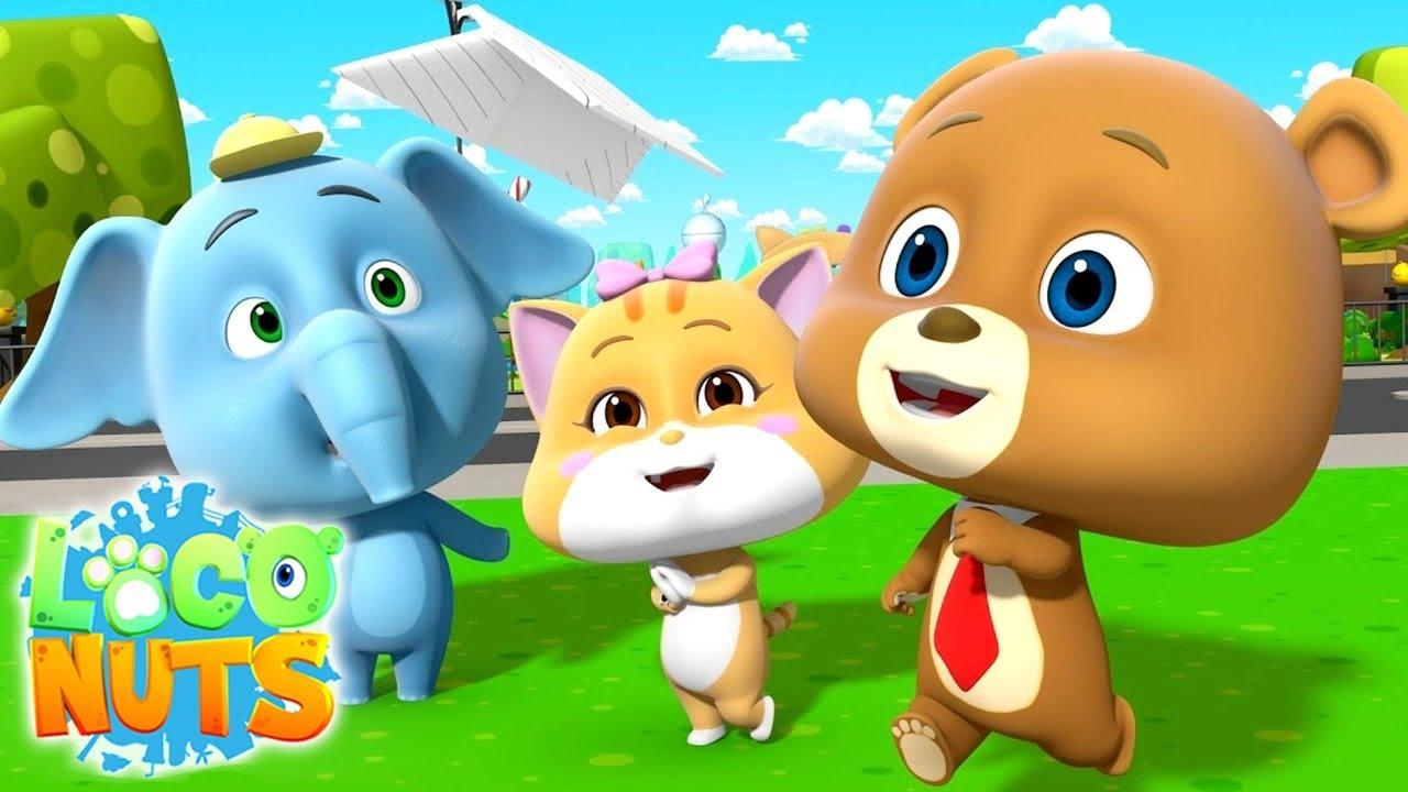Download Kids Shows | Comedy Cartoon Shows | Funny Cartoon | Cartoon Videos for Babies | Loco Nuts