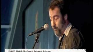 Dave Arcari live at Peer Festival, Belgium