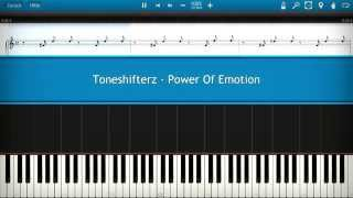 Toneshifterz - Power Of Emotion | Hardstylekeys