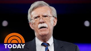 John Bolton In And H.R. McMaster Out In Latest White House Shakeup | TODAY