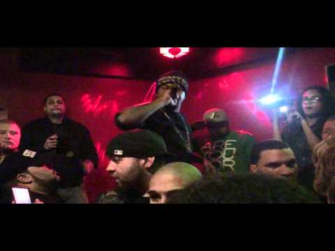 """""""Centry'z Back """" Mixtape Release Party Performance"""