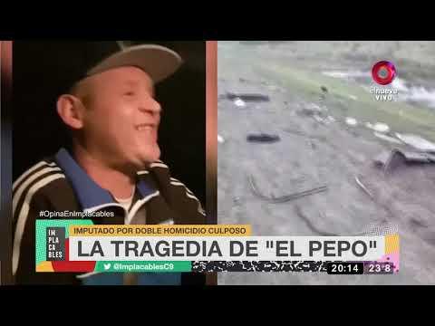 La tragedia de 'El Pepo'