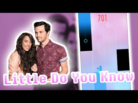 """Little Do You Know"" (Alex & Sierra) 