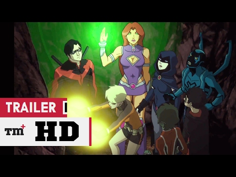 Teen Titans The Judas Contract  #1 Trailer 2017 - DC SuperHero Action Movie HD