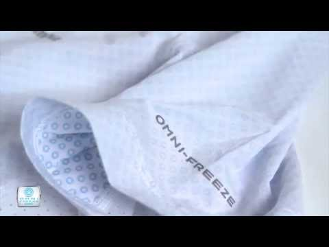 53bd7c1c891 Columbia Sportswear | Omni-Freeze™ ZERO Fabric Technology - YouTube