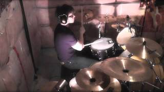 Tyler Teeple - TesseracT - Exile Drum Cover